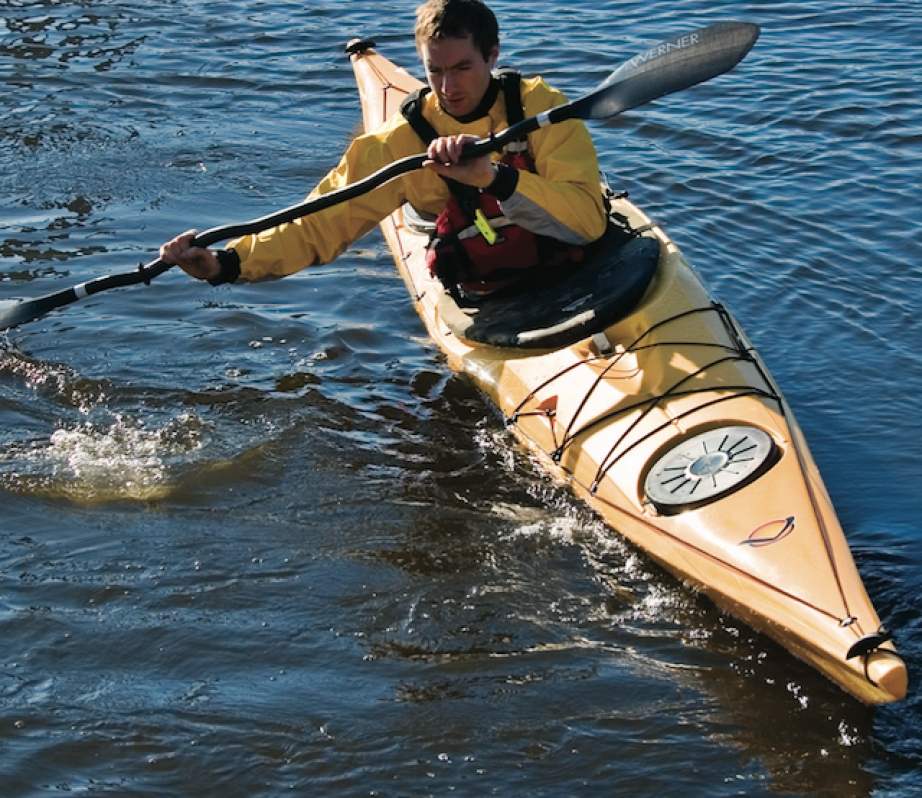 Boat Review The Easky 15 By Venture Kayaks Paddling Magazine