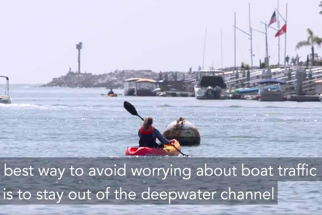 traffic rules for paddlers